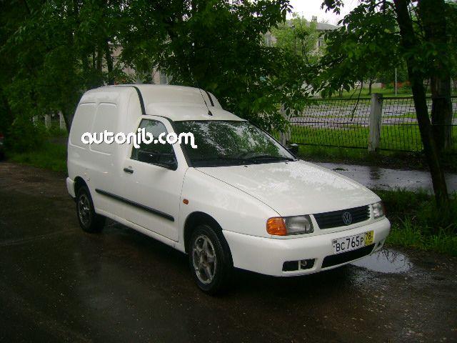 Купить Volkswagen Caddy2 2003 года в городе Электросталь