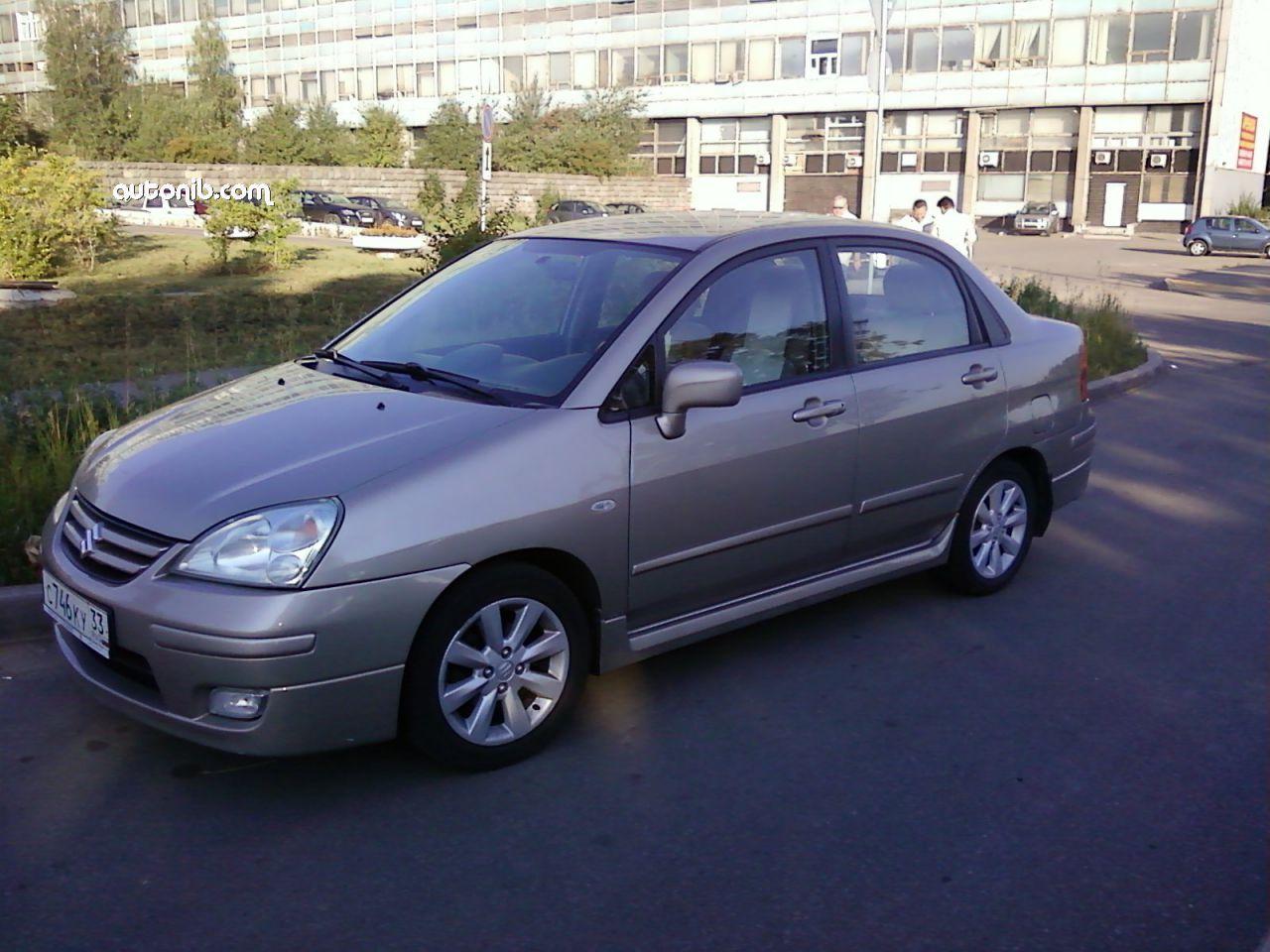 Купить Suzuki Liana 2007 года в городе Владимир