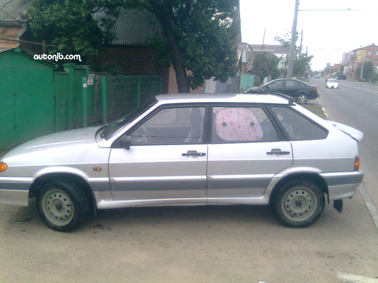 Купить ВАЗ 2114 2004 года в городе Краснодар