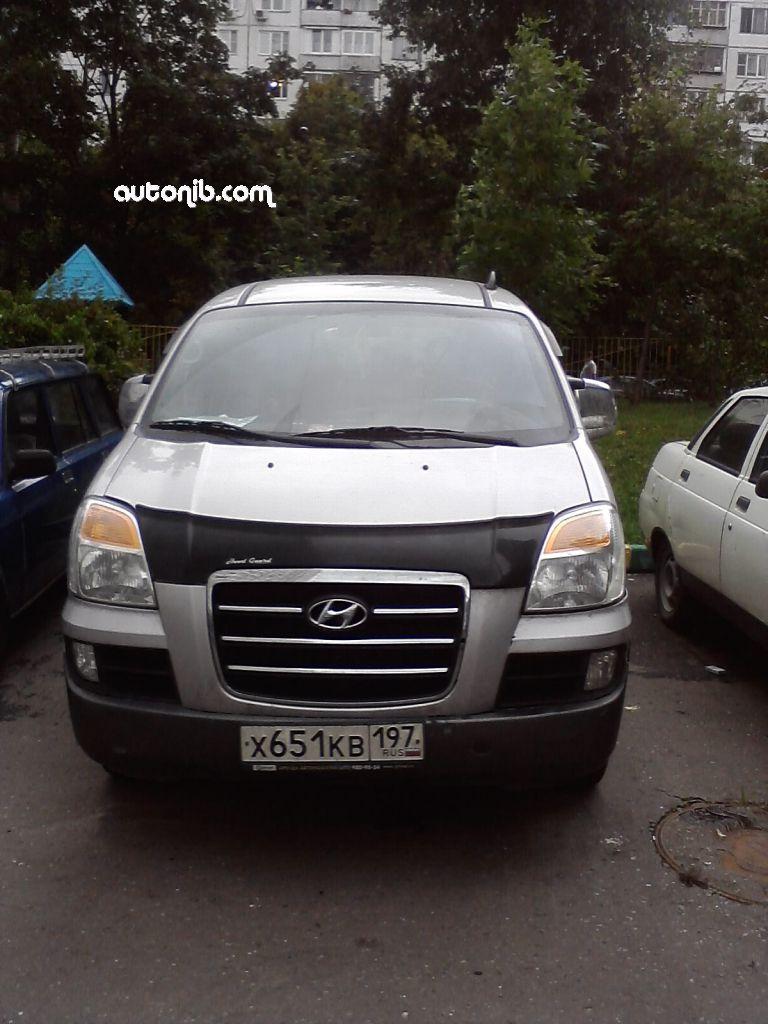 Купить Hyundai Starex 2007 года в городе Москва