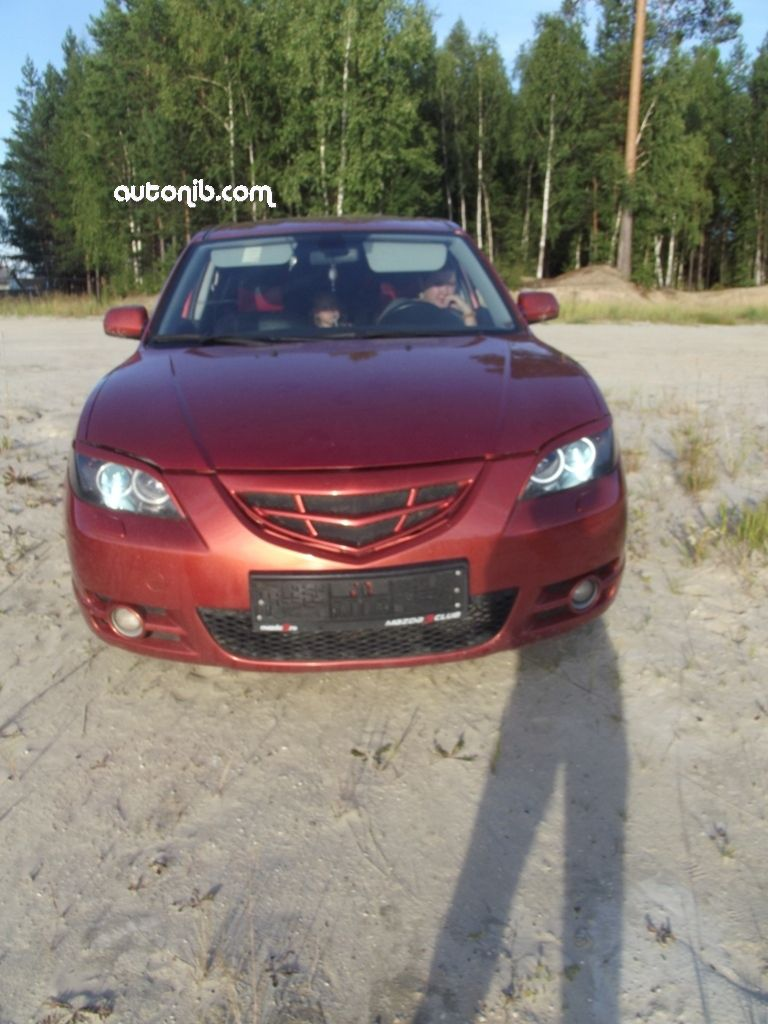Купить Mazda 3 2005 года в городе Югорск