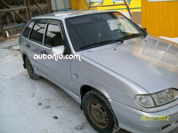 Купить ВАЗ 2114 2005 года в городе Сокол