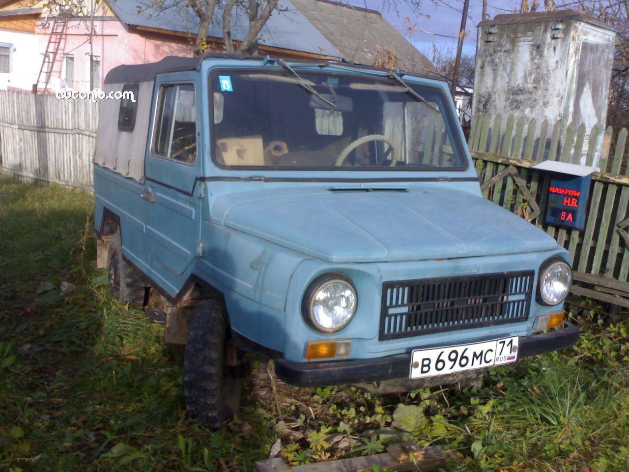 Купить ЛУАЗ 969 1982 года в городе Тула