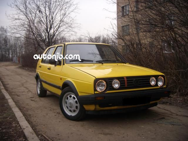 Купить Volkswagen Golf 2 1984 года в городе Ивантеевка