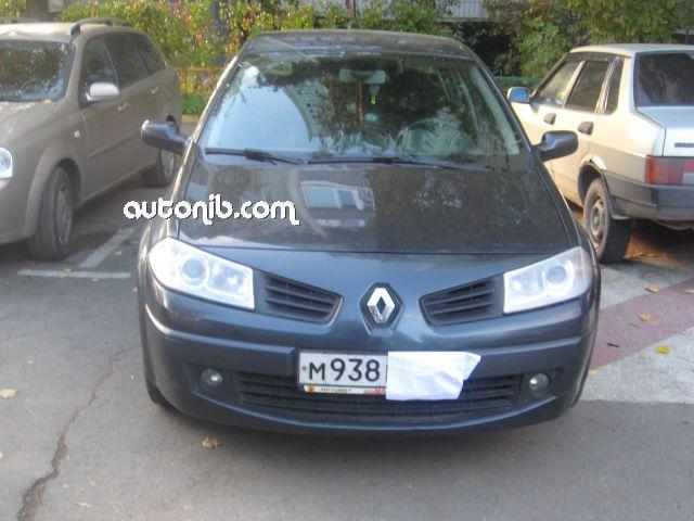 Купить Renault Megane 2007 года в городе Москва