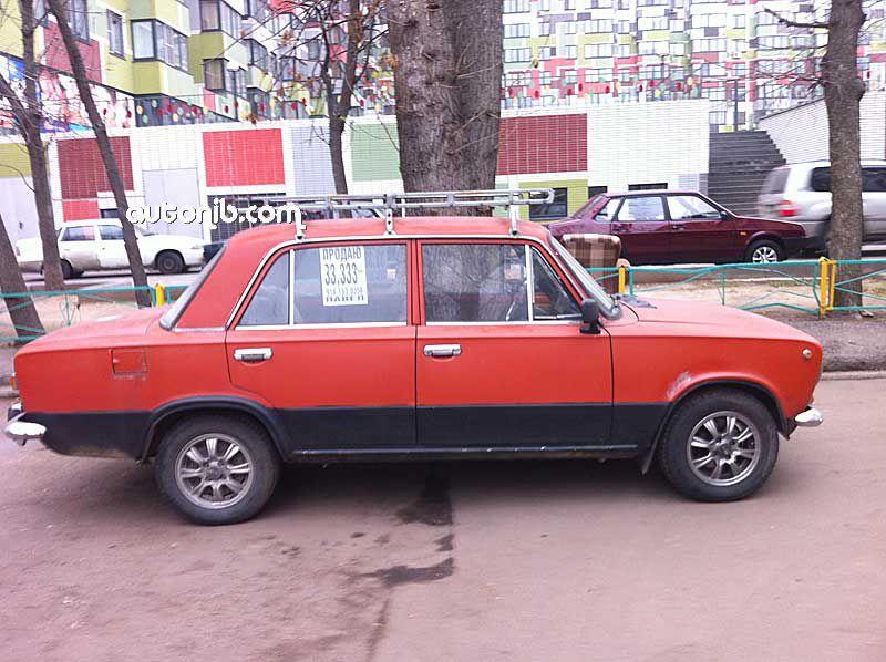 Купить ВАЗ 2101 1977 года в городе Москва