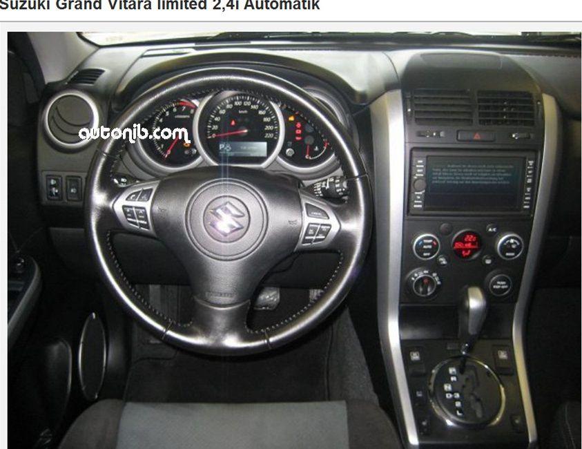 Купить Suzuki Grand Vitara 2008 года в городе Москва