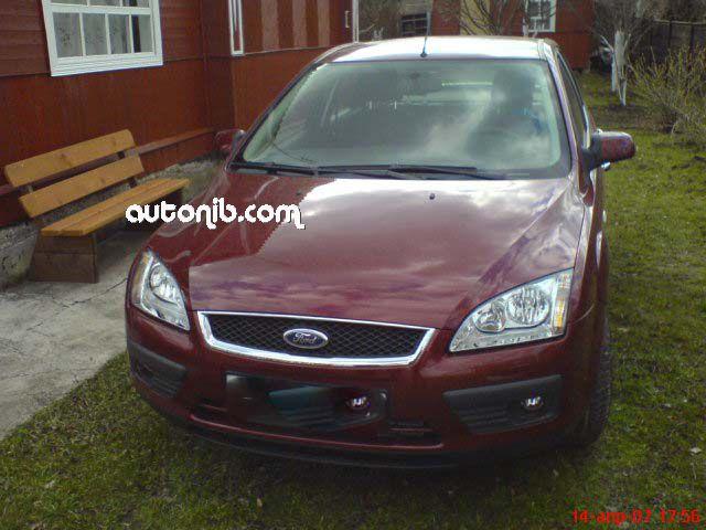 Купить Ford Focus 2007 года в городе Москва