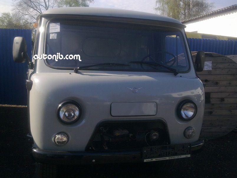Купить УАЗ 2317 2012 года в городе Новомосковск