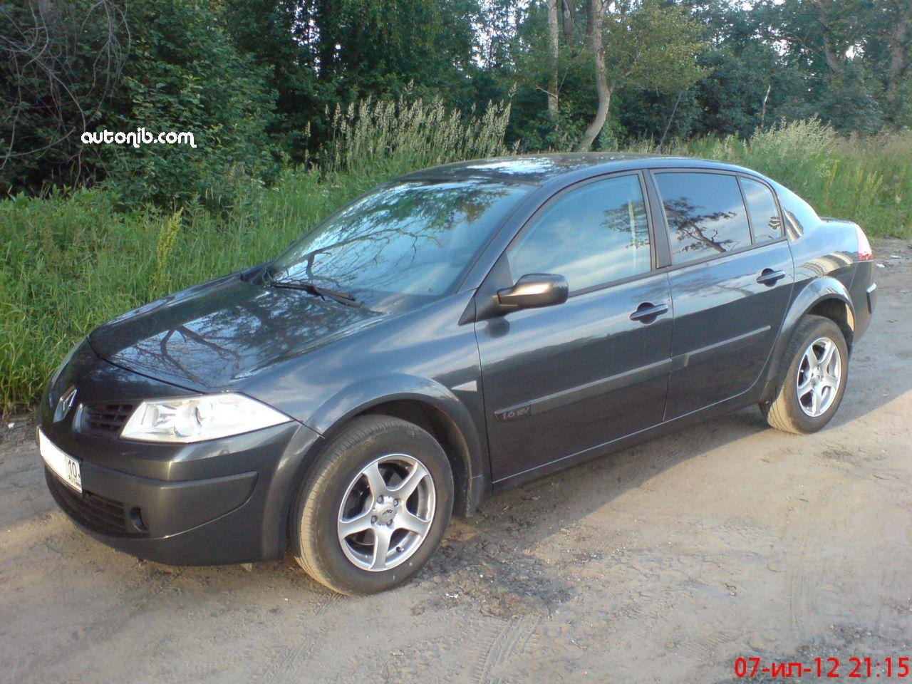 Купить Renault Megane 2006 года в городе Петрозаводск