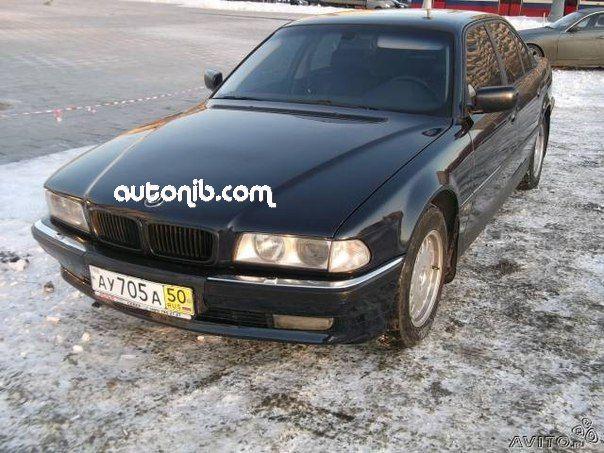 Купить BMW 735 1996 года в городе Москва