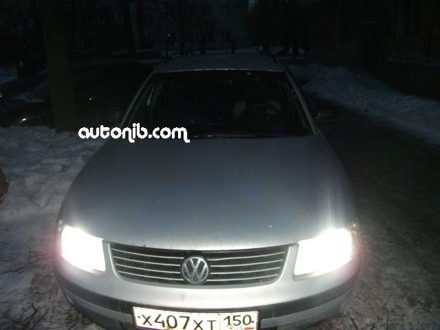 Купить Volkswagen Passat Variant 1997 года в городе Серпухов