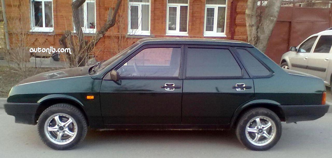 Купить ВАЗ 21099 2004 года в городе Владикавказ