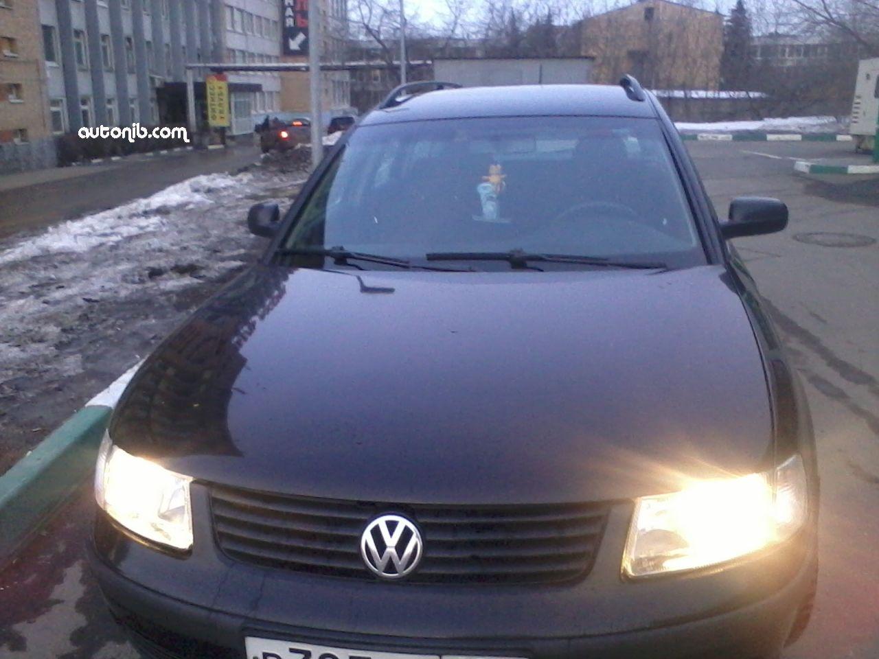 Купить Volkswagen Passat Variant 1999 года в городе Москва