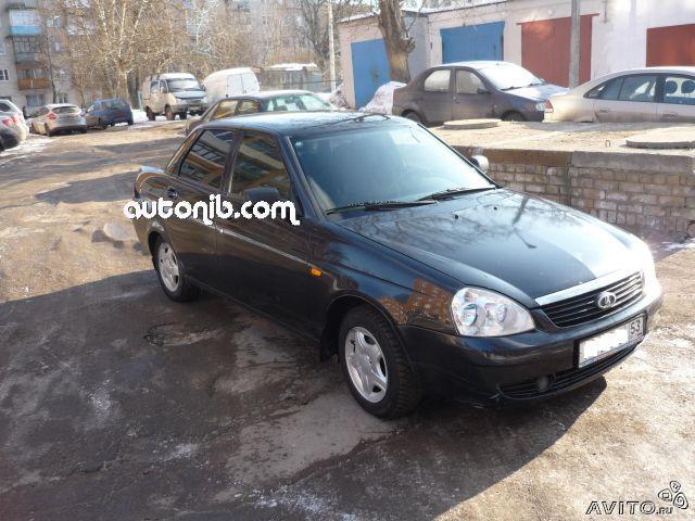 Купить ВАЗ 2170 Priora Седан 2007 года в городе Новгород