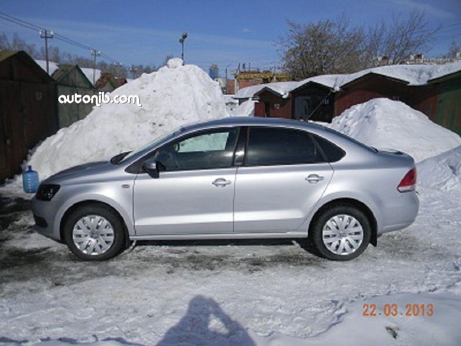 Купить Volkswagen Polo 2012 года в городе Балашиха