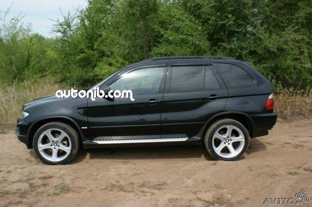 Купить BMW X5 2005 года в городе Новосибирск