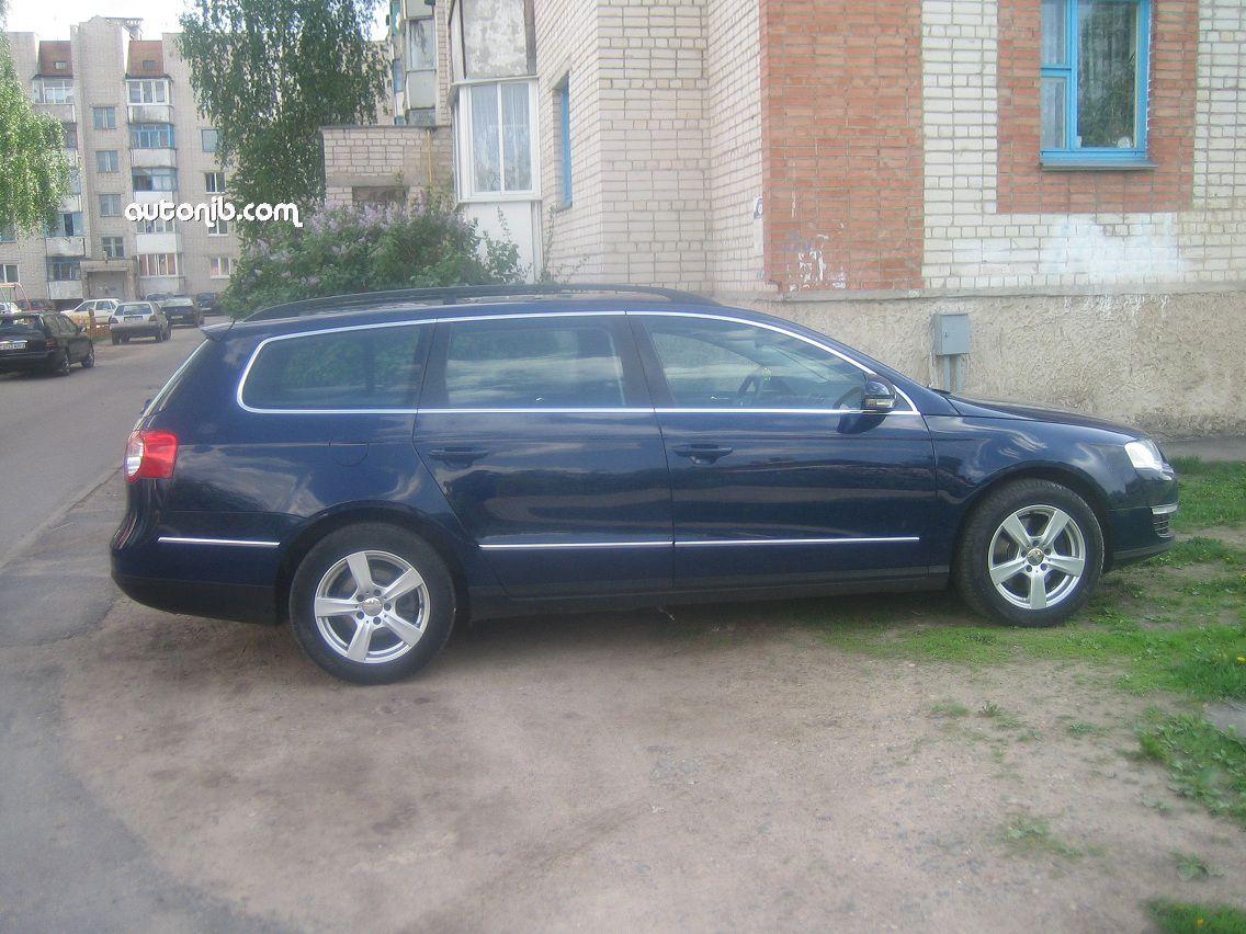 Купить Volkswagen Passat Variant 2006 года в городе Рудня