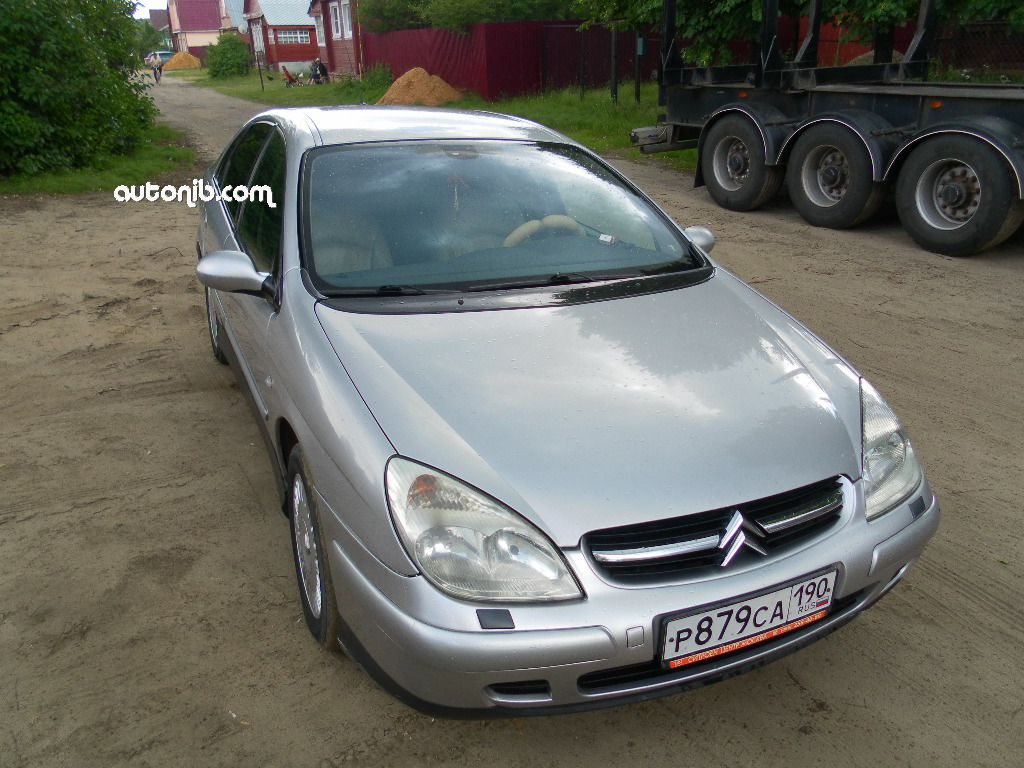 Купить Citroen C5 2001 года в городе Егорьевск
