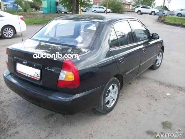 Купить Hyundai Accent 2008 года в городе Санкт-Петербург