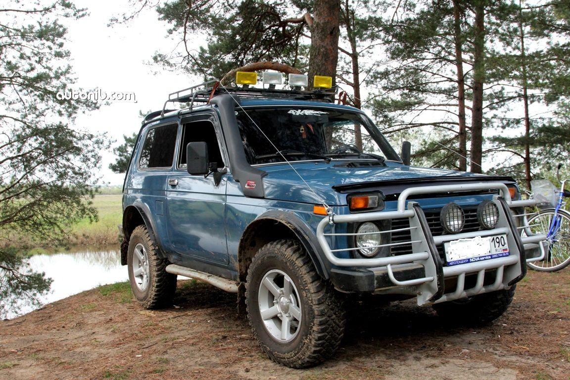 Купить ВАЗ 21214 2008 года в городе Щелково