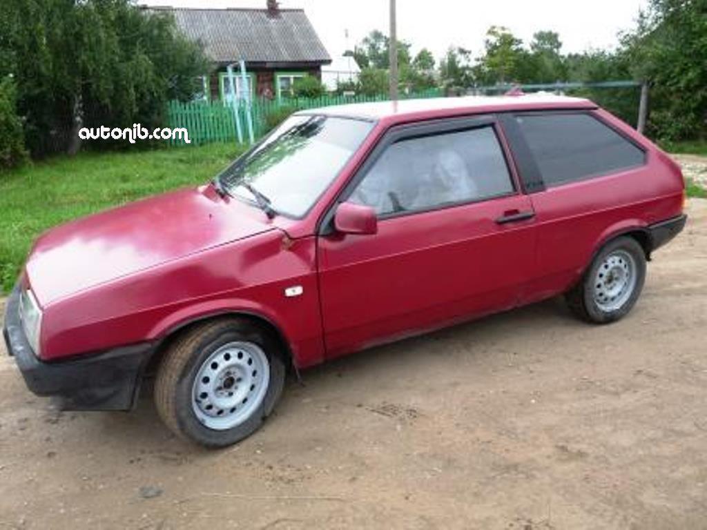 Купить ВАЗ 21083 1991 года в городе Владимир