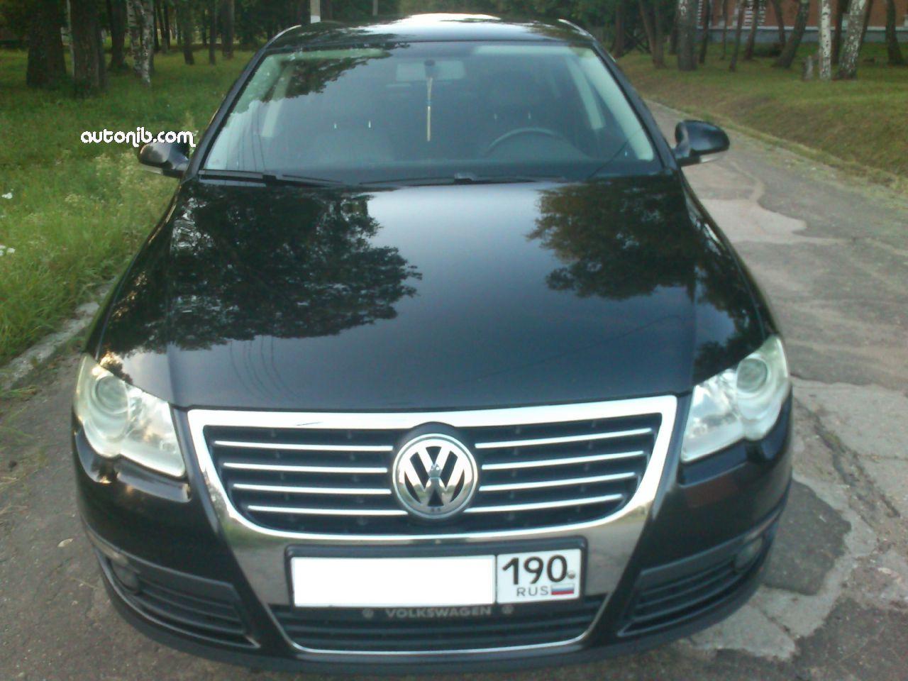Купить Volkswagen Passat Sedan 2007 года в городе Климовск