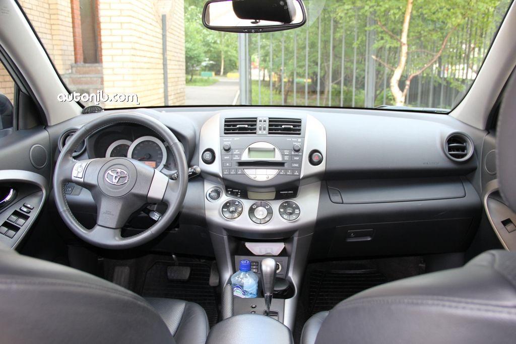 Купить Toyota RAV 4 2007 года в городе Москва