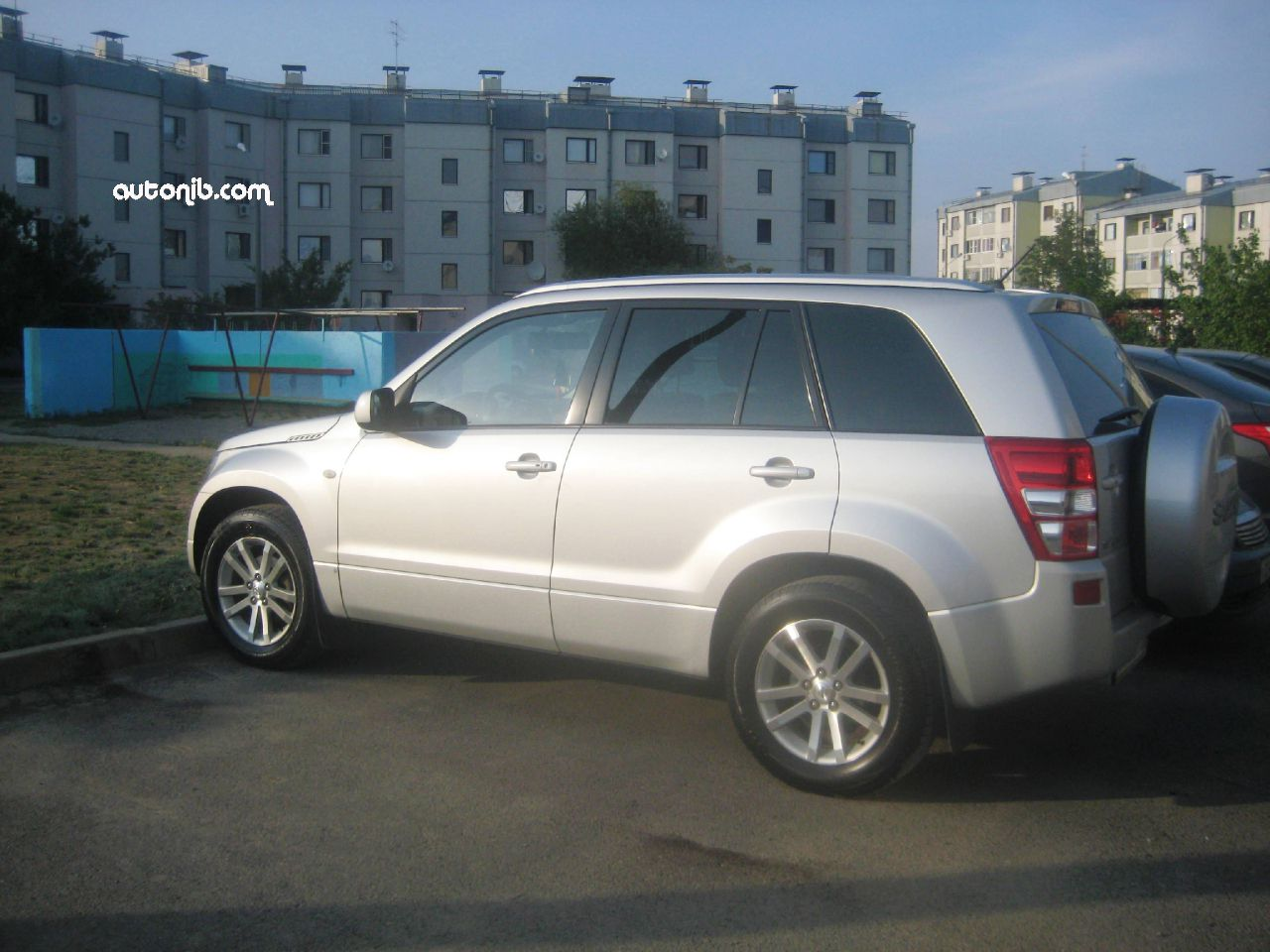 Купить Suzuki Grand Vitara 2008 года в городе Морозовск