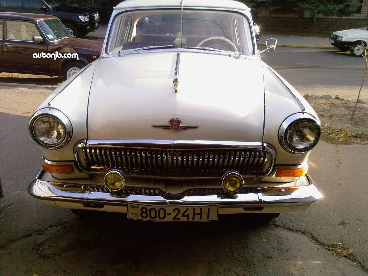 Купить ГАЗ 21 1964 года в городе Сергиев Посад
