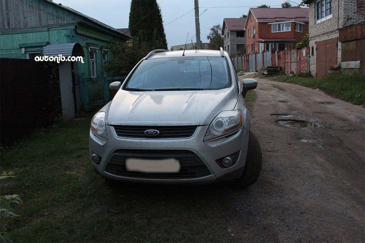 Купить Ford Kuga 2008 года в городе Серпухов