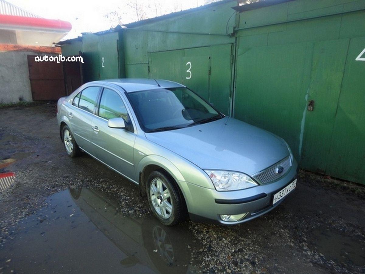 Купить Ford Mondeo 2003 года в городе Москва