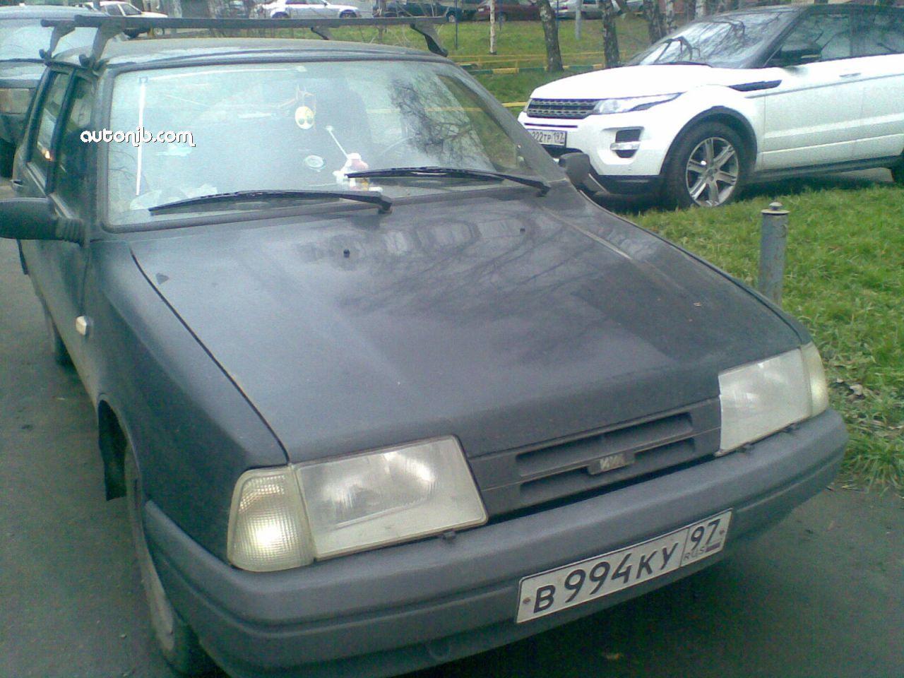 Купить ИЖ 2126 2003 года в городе Москва