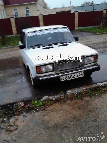 Купить ВАЗ 2107 1996 года в городе Чехов