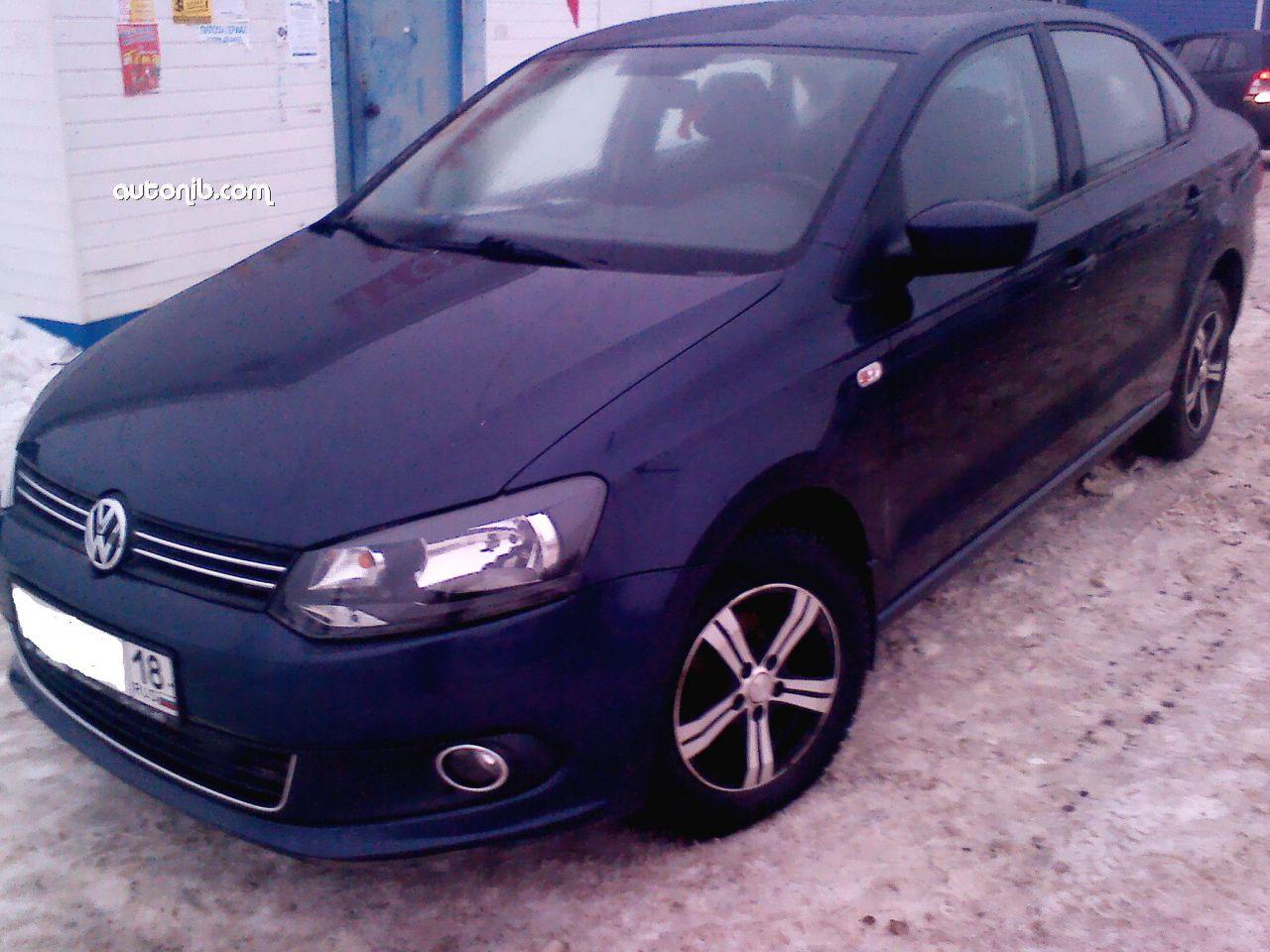 Купить Volkswagen Polo 2011 года в городе Игра