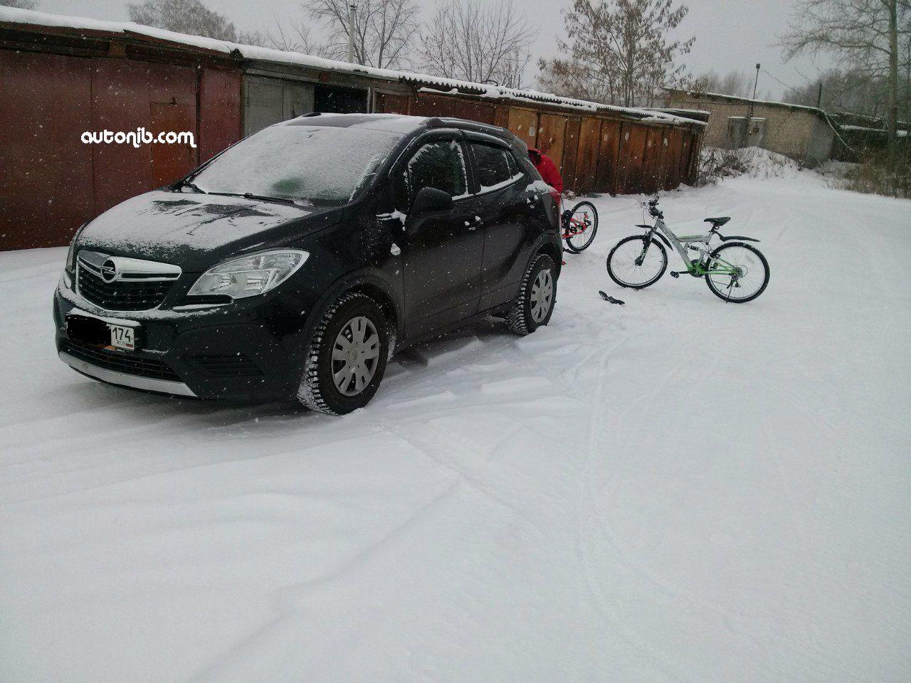 Купить Opel Astra 2013 года в городе Озерск
