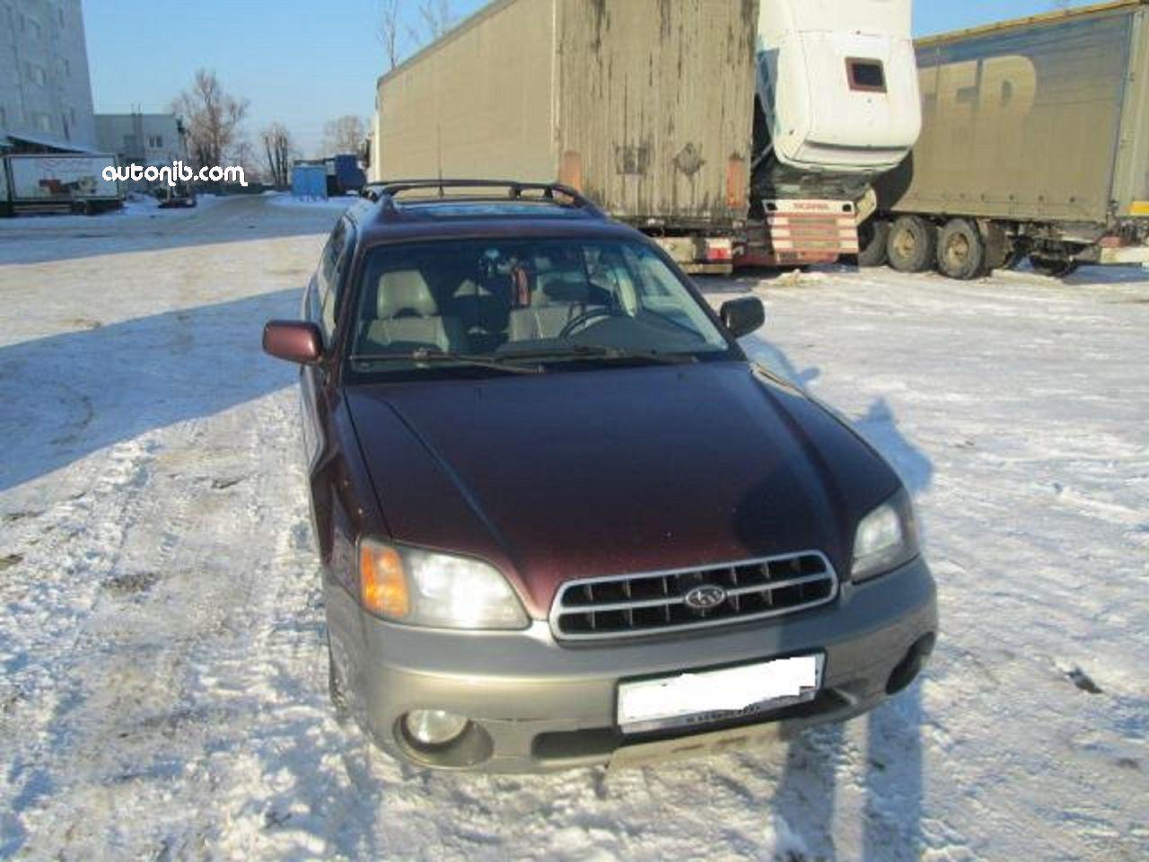 Купить Subaru Outback 2000 года в городе Москва