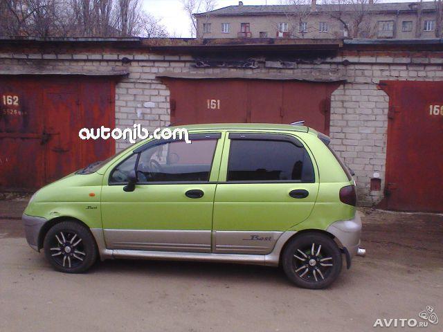 Купить Daewoo Matiz 2007 года в городе Воронеж