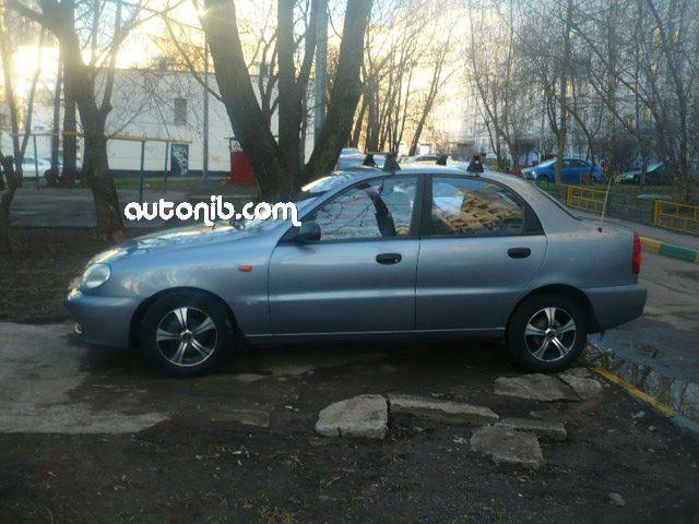 Купить Chevrolet Lanos 2008 года в городе Москва
