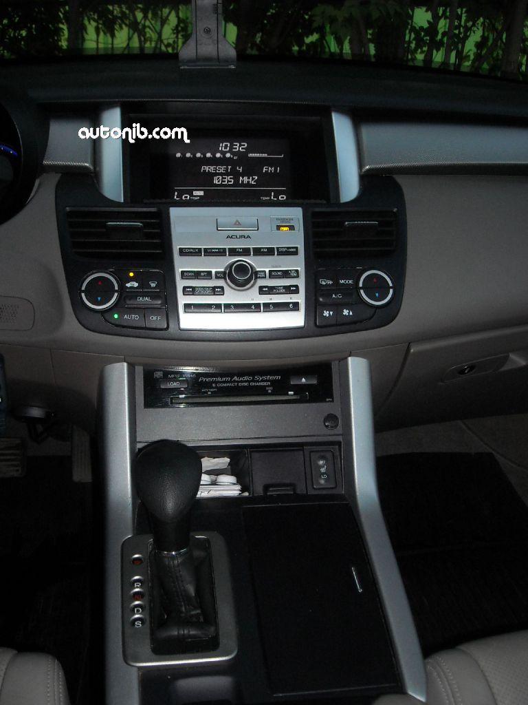 Купить Acura RDX 2008 года в городе Омск