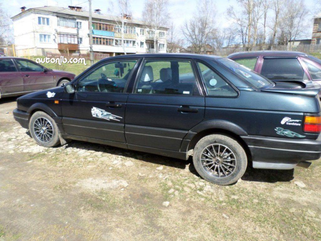 Купить Volkswagen Passat Sedan 1992 года в городе Кольчугино