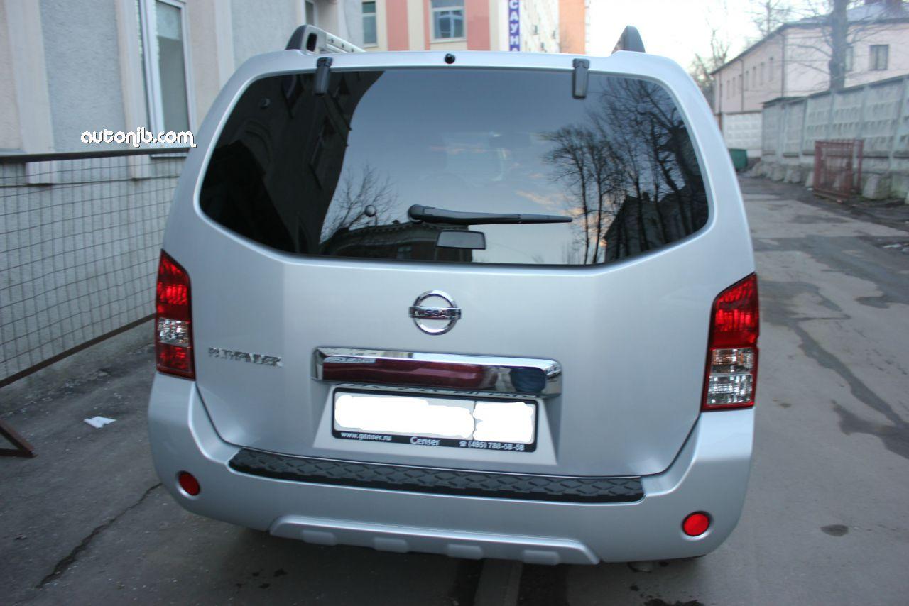 Купить Nissan Pathfinder 2011 года в городе Москва