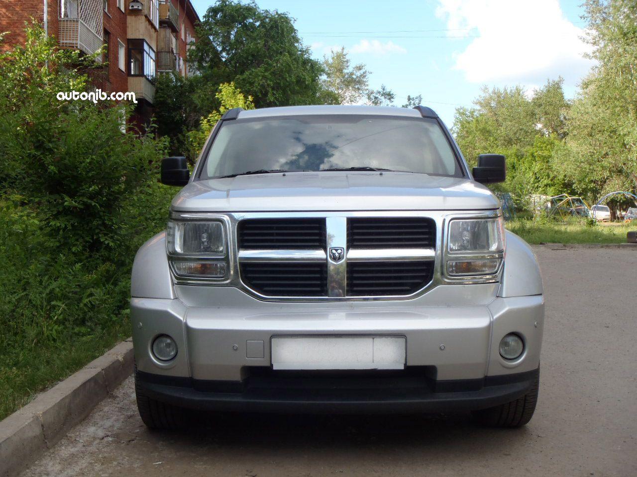 Купить Dodge Nitro 2008 года в городе Омск
