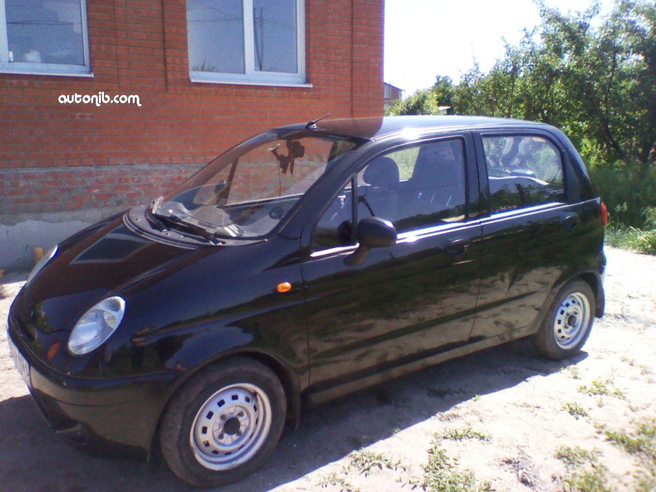 Купить Daewoo Matiz 2012 года в городе Ростов-на-Дону