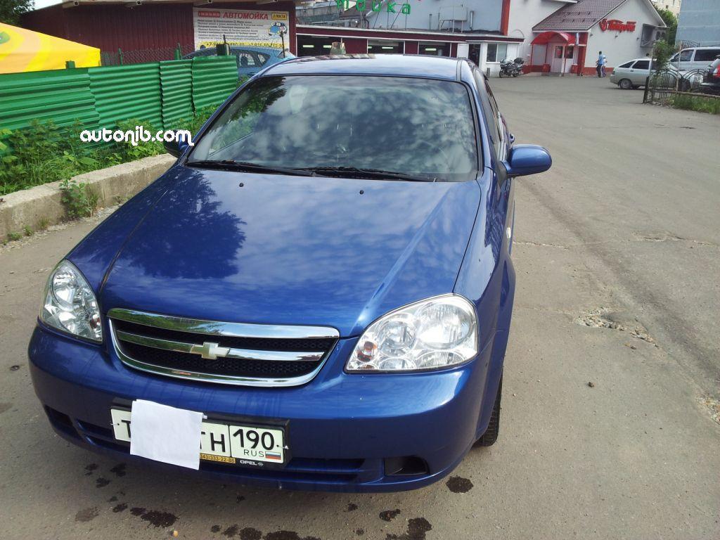 Купить Chevrolet Lacetti 2007 года в городе Ивантеевка