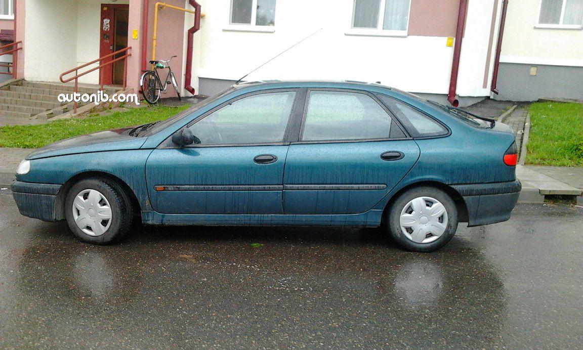 Купить Renault Laguna 1997 года в городе Верховье