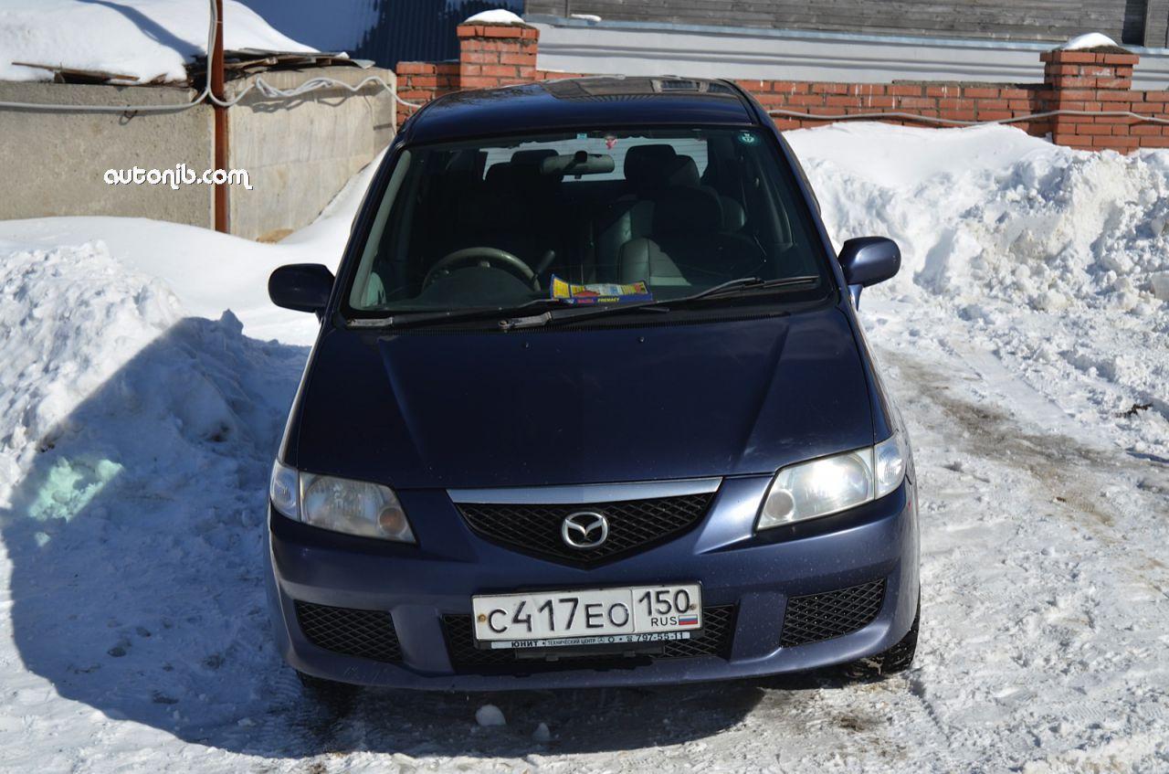 Купить Mazda Premacy 2001 года в городе Ногинск
