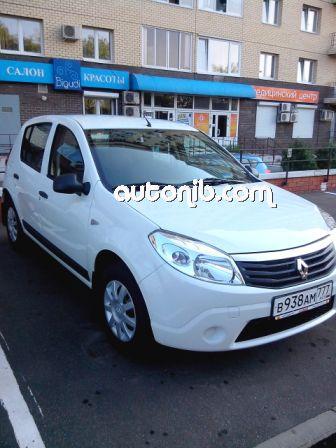 Купить Renault Sandero 2013 года в городе Королев