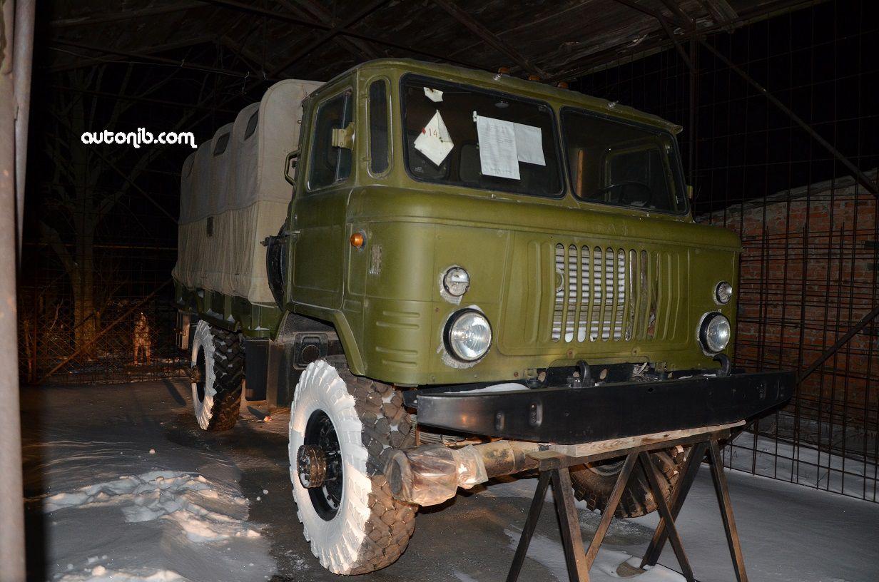 Купить ГАЗ 69 1990 года в городе Семикаракорск