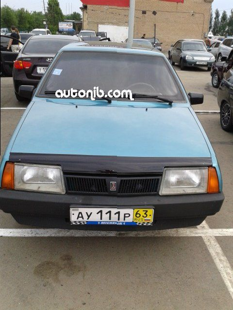 Купить ВАЗ 21099 2001 года в городе Оренбург